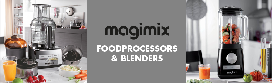Magimix machines