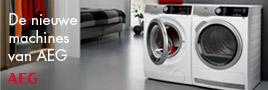 AEG New Laundry