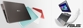 Asus 2-in-1 laptops