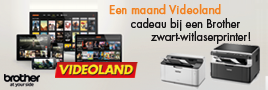 Brother printer actie
