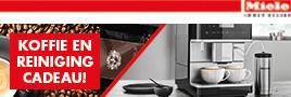 Miele Arabica-koffiebonen en onderhoudspakket cadeau