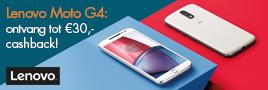 Lenovo Moto G Cashback