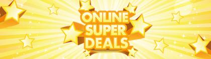 Online Super Deals