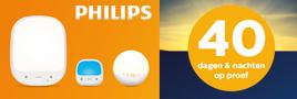 Philips VitaLight actie