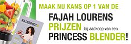 Princess blender promotie