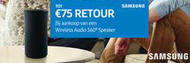 Samsung Audio cashback