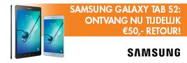 Samsung Tab S2 actie