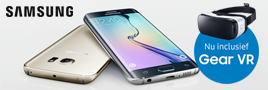 Samsung Galaxy S6 actie
