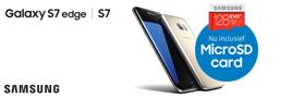 Samsung Galaxy S7 actie