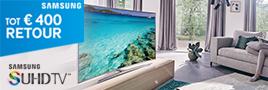Samsung TV cashback