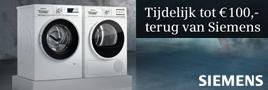 Siemens wassen cashback