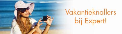 Expert Vakantieknallers!