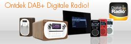 DAB+ Digitale Radio