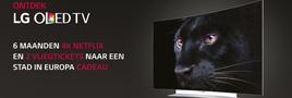 LG Netflix promotie