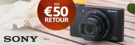 Sony cashback camera