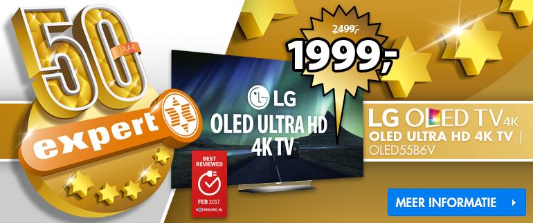 LG OLED UHD 4K TV: nu 1999,-