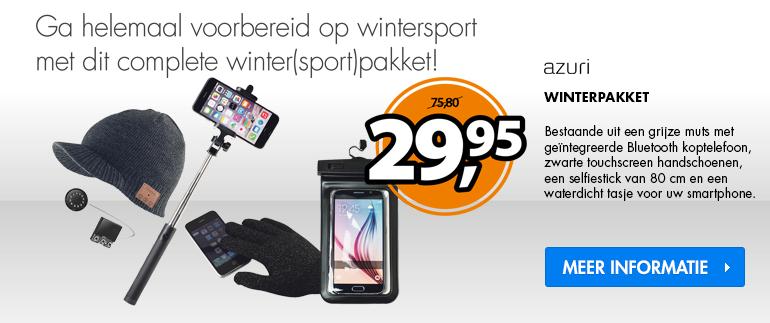 Azuri winterpakket: nu 29,95!