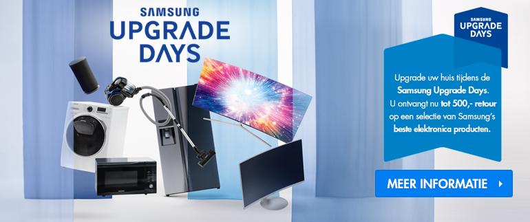 Samsung Upgrade Days!