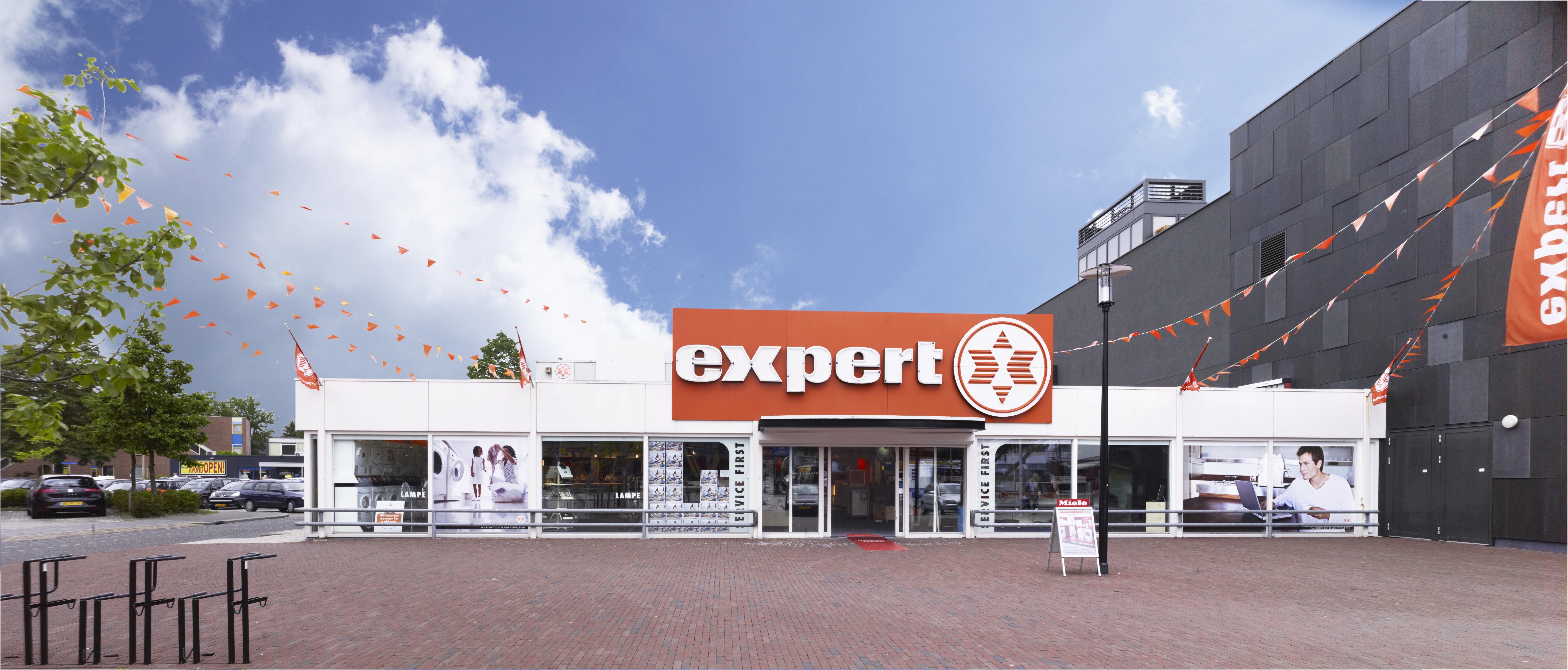 Expert assen for Exterieur winkel